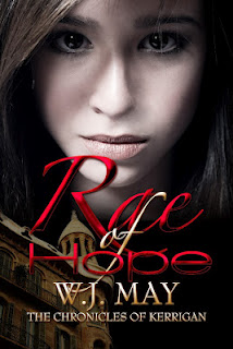 BOOK TOUR REVIEW: Rae of Hope (The Chronicles of Kerrigan) by Wanita May (2/4)