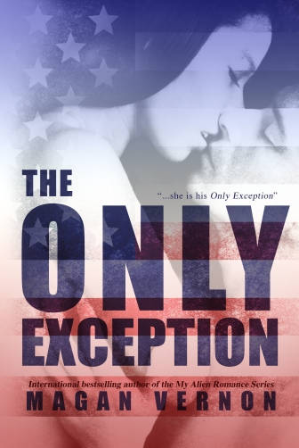 The_Only_Exception_by_Magan_Vernon