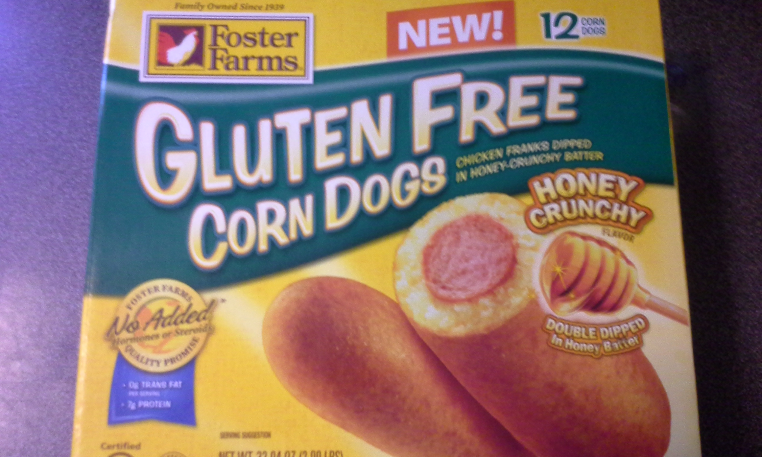 Review Amp Giveaway Foster Farms Gluten Free Corn Dogs